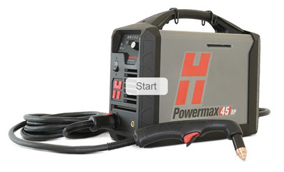 Powermax45 XP аппарат плазменной резки Hypertherm